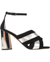 Gianmarco F. Sandals - Black