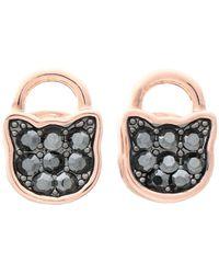 Karl Lagerfeld - Earrings - Lyst