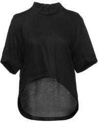 Haus By Golden Goose Deluxe Brand T-shirt - Black