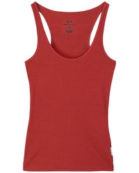 Armani Exchange Tank Top - Red