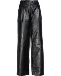 Daily Paper Trouser - Black