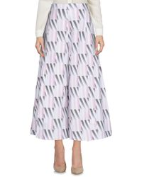Kor@kor - 3/4-length Trousers - Lyst