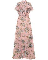 Preen By Thornton Bregazzi Long Dress - Pink