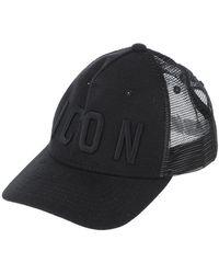 DSquared² Hat - Black