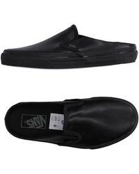 Vans Mules - Black