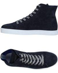 Hogan Rebel Sneakers & Tennis montantes - Bleu