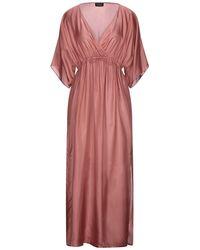 Roberto Collina Long Dress - Pink