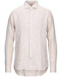 MASTRICAMICIAI Shirt - Natural