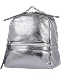Gianni Chiarini Backpacks & Fanny Packs - Metallic