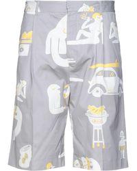 Band of Outsiders Shorts & Bermuda Shorts - Multicolor