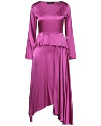 EMMA & GAIA Midi Dress - Multicolour