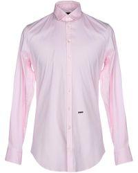 DSquared² Camicia - Rosa
