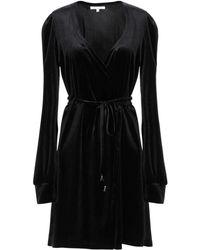 Patrizia Pepe Short Dress - Black