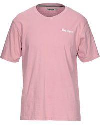Refrigue Camiseta - Rosa