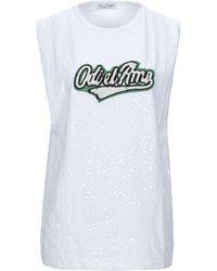 Odi Et Amo T-shirts - Weiß