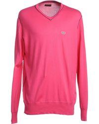 Napapijri V-necks - Pink