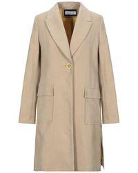 Caractere Overcoat - Natural