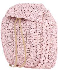 Alberta Ferretti Rucksack - Pink