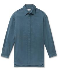 Deveaux Shirt - Blue