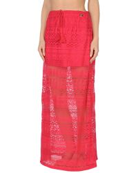Liu Jo Beach Dress - Pink