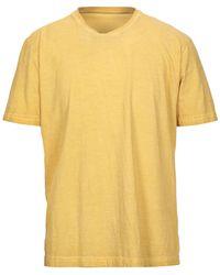 Essential Camiseta - Amarillo