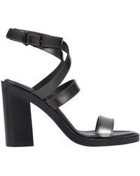 Ann Demeulemeester Sandals - Black