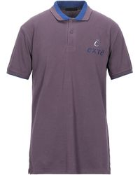 Exte Polo Shirt - Purple