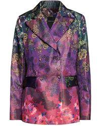 Marc Ellis Suit Jacket - Multicolour