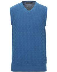 Jeordie's Sweater - Blue