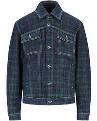 Rassvet (PACCBET) Denim Outerwear - Blue