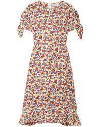 Faithfull The Brand Knee-length Dress - White