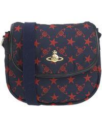 Vivienne Westwood Cross-body Bag - Blue