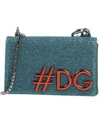 Dolce & Gabbana Cross-body Bag - Blue