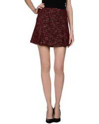 Related - Mini Skirts - Lyst