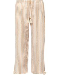 Figue Casual Trouser - White