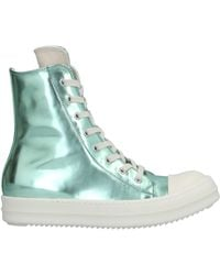 Rick Owens Drkshdw Ankle Boots - Green