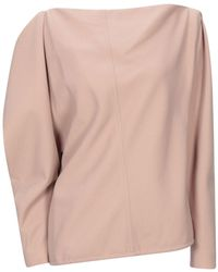 Tom Ford Blouse - Natural