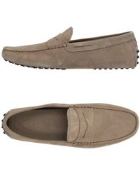 Tod's Loafer - Gray