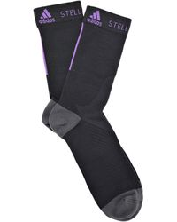 adidas By Stella McCartney Short Socks - Black
