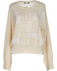 Covert Sweater - White