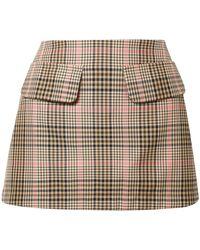 Maggie Marilyn Mini Skirt - Natural