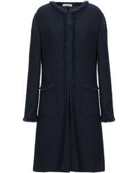 Charlott Overcoat - Blue