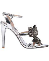 Patrizia Pepe Sandals - Metallic