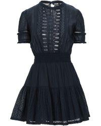 Sessun Kurzes Kleid - Blau