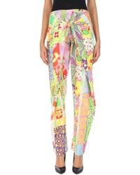 Jeremy Scott - Casual Trousers - Lyst