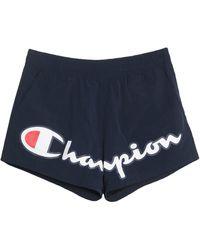 Champion Shorts & Bermuda Shorts - Blue