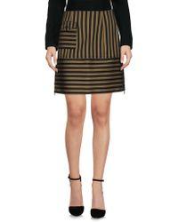 Lala Berlin - Knee Length Skirt - Lyst