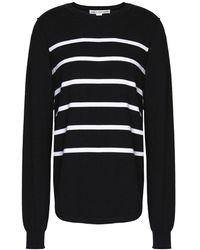 Cotton by Autumn Cashmere Sweater - Black