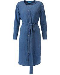 M.i.h Jeans Midi Dress - Blue