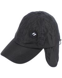 Daniele Alessandrini Homme Hat - Black